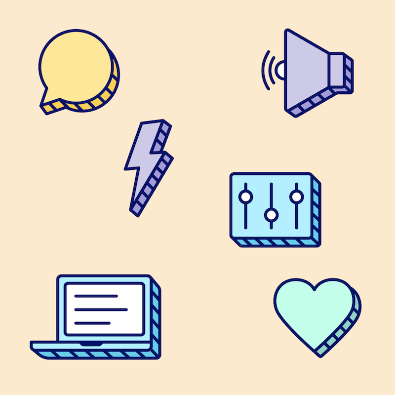 Soft Skills Engineering custom icons