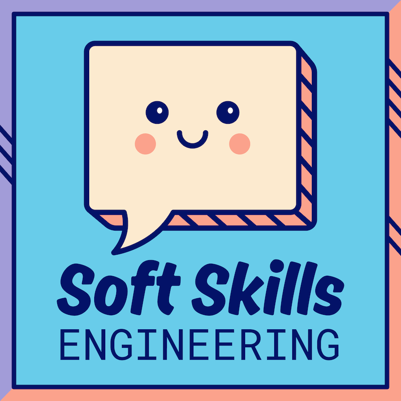 Soft Skills Engineering speech bubble mark